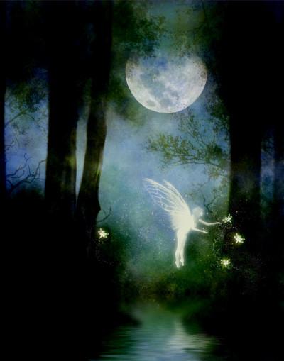 Mystic Faerie Tarot The World: Fear « Nae's Nest